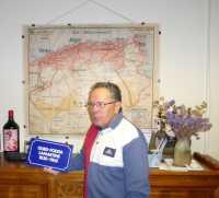 SALA Claude ---- N� � LAMARTINE Cousin aux SALA de T�n�s Habitait AFFREVILLE ---- Son P�re est n� � T�n�s Il venait en vacances tous les ans chez les ROS  pr�s du cimeti�re  ---- Dimanche  ---- LYON et GRAU du ROI ----   FAMILLE SALA