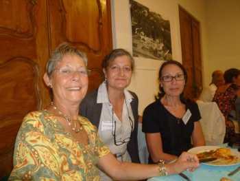 Christiane CAMILLERI Evelyne BANON Lucette MEYSONNAT