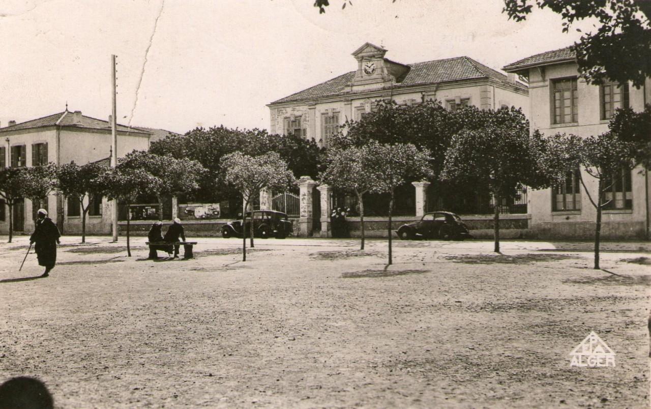 l'ancienne Mairie