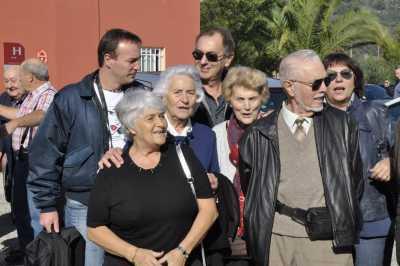 X, Jacqueline, Solange, X, Olga, Georges, Marie-Paule