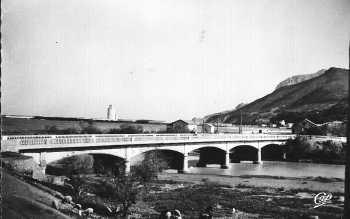 le Pont sur l'Oued Allalah Construit vers 1927-1928