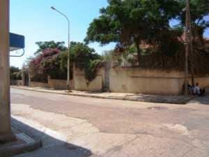 Intersection des rues Leblond et Oudinot la belle villa du Juge PROST