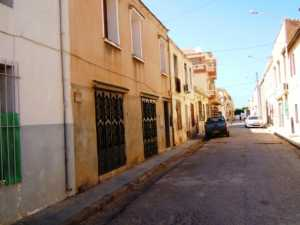 Rue Leblond Maison de MENDIL Abdelkader dit Kadi (le muet)