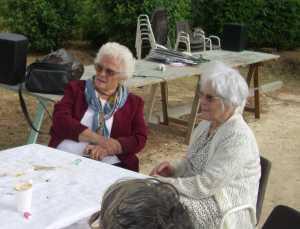 Antoinette LOFFREDO Marie LOFFREDO sa tante
