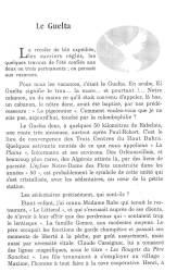 Highlight for Album: La Vie au GUELTA