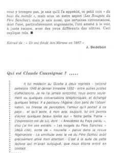 Claude CAUSSIGNAC
