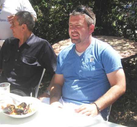 Ahmed METCHA loic Le Pieres  (fils de Maryse Marcot)