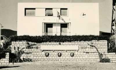 la Mairie de MONTENOTTE en 1962