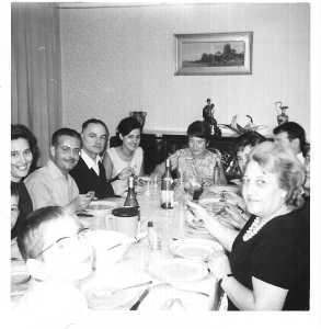 1967-Clermont-Ferrand ---- Familles : MANSION MAZZIA LLINARES LASSUS