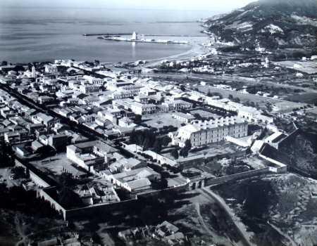 TENES en 1955