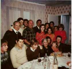 1979 - TOULOUSE centenaire de Marie CAMILLERI ---- Familles : LASSUS ENGGASSER MARTIN XICLUNA LLINARES