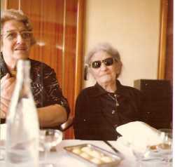 1979 - TOULOUSE Germaine MANSION  et Marie CAMILLERI pour son centenaire