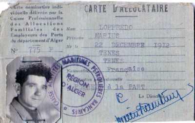 Marius Antoine LOFFREDO
