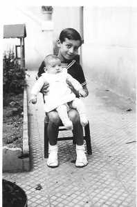 1939 - Pierrot et Maguy 2 mois