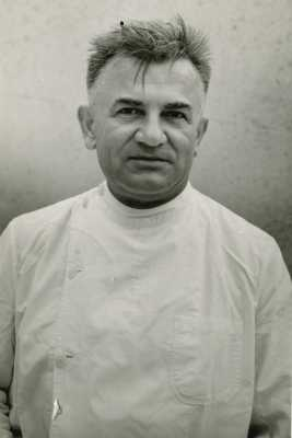 Le Docteur MASBOEUF en 1962