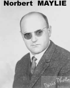 Norbert MAYLIE