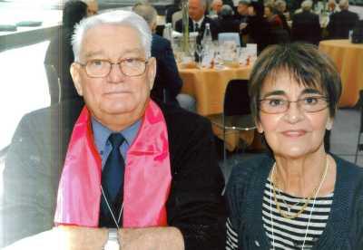 Roland et Monique BONTRON