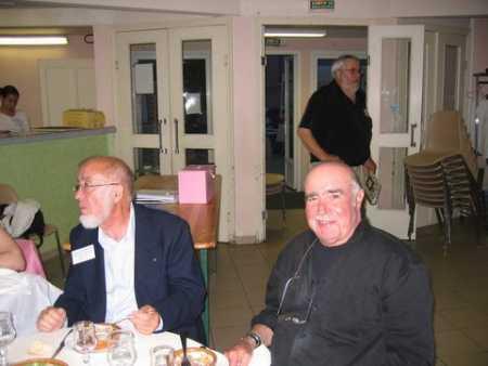 PINET 2008 ---- Christian FORGERIT Marcel ROMEO
