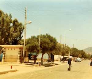 MONTENOTTE en 1983 la rue prncipale