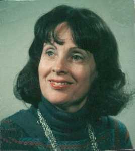 Simone PEREZ  (Mme BAILLY) ----   FAMILLE PEREZ  -----