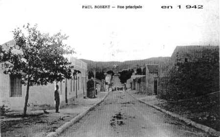 Paul Robert en 1942