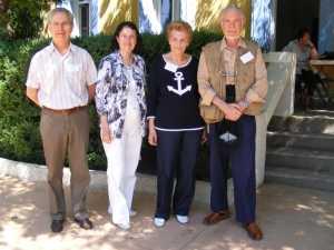 Famille PEREZ LA VIERE-2009 ---- Yvon Simone Olga Georges
