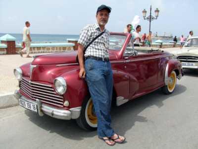 Abdelmadjid DERAMCHIA ---- une 203