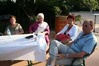 Lucienne DI MEGLLIO Pierrette CHAFORT Jacqueline DI MEGLIO Alain DI MEGLIO
