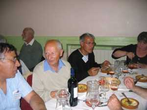 Djamel BELKHARROUBI Raymond ROMEO Jean Pierre TUESTA TUESTA Christiane