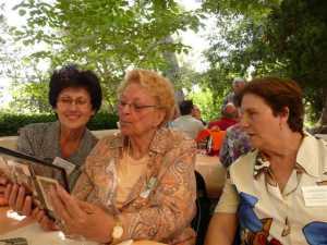 Marie-Paule LANGENDORF Rosette WERY  Anielka LANGENDORF