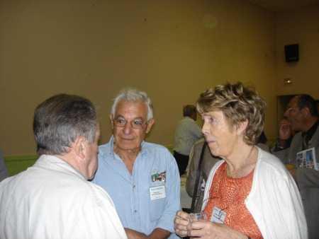 PINET 2008 ---- Marcel BERGONZOLI Serge BENSAID Janine GASSIER
