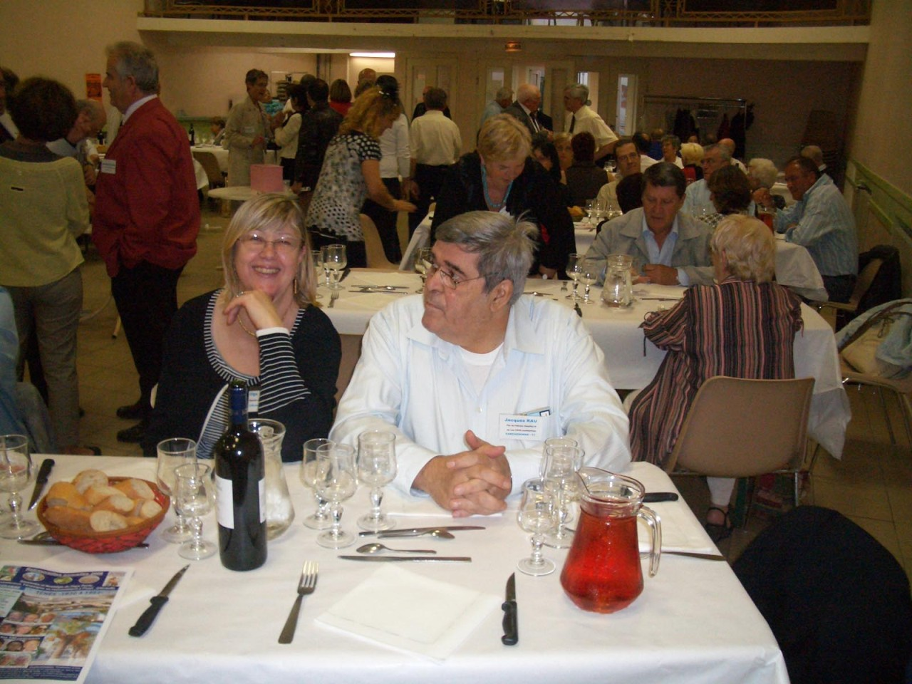 Olga et Jacques RAU