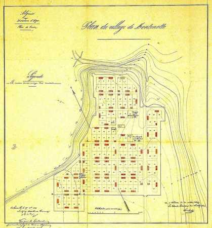 Montenotte en 1869
