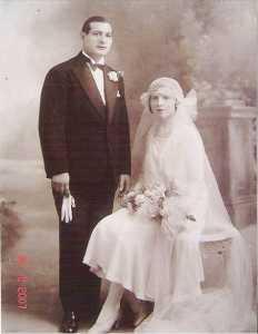1929 - Parents de Guy PONS
