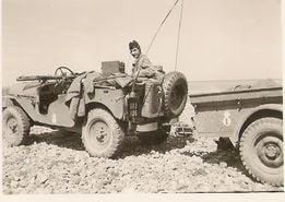 Guy Pons   Sergent Radio graphiste pendant son service miliitaire