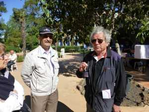 LA VIERE 2013 ---- Guy PONS (Veuf d'Odette ALBENTOSA) Gilbert ALBENTOSA