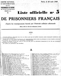 Highlight for Album: Prisonniers Ténésiens de 1940