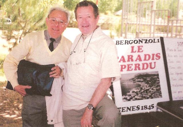 Fernand LLINARES Marcel BERGONZOLI