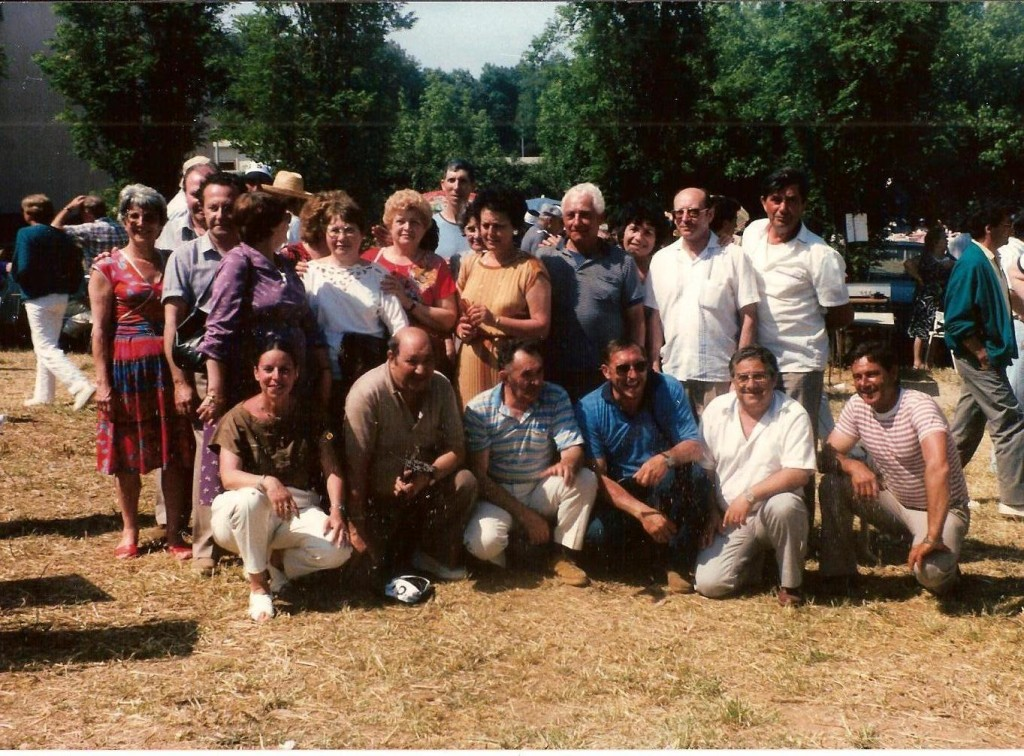 LA DEVEZE Pentecote 1986