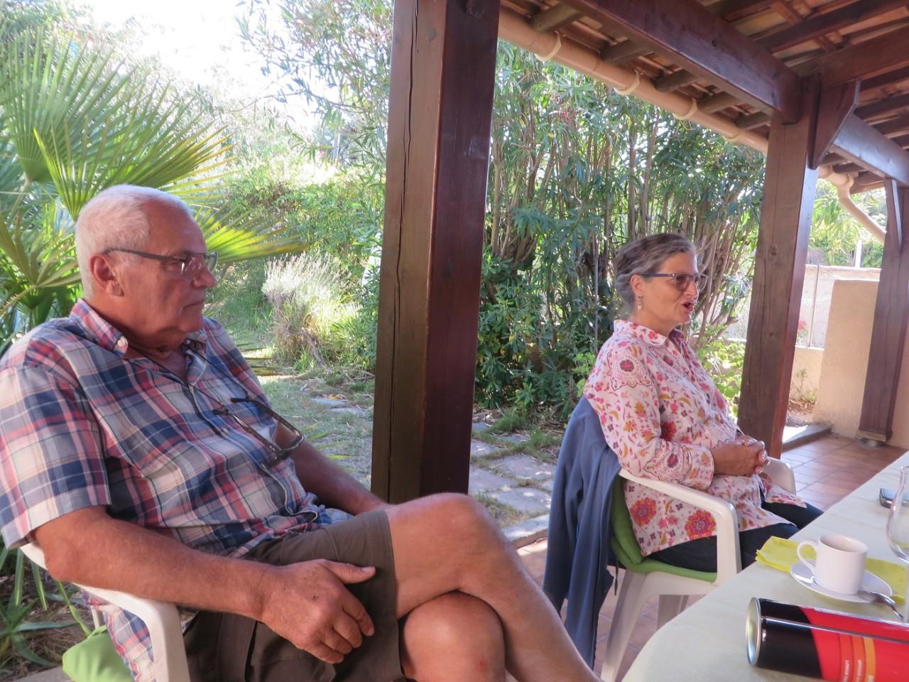 Philippe et Evelyne BANON