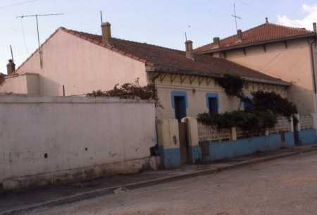 1984 - Rue Cavaignac Maison d'Alexis ROS