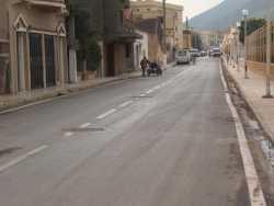 Boulevard de l'Ouest sans les remparts qui ont disparus depuis longtemps