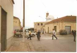 centre ville 2008 ---- rue Oudinot sur la mobilette : Maamar BOUKABCHA