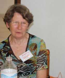 Jacqueline SALA Epouse de Claude SALA