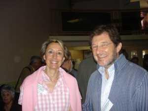 PINET 2008 ---- Christiane SALA et son mari Patrick SERMESANT