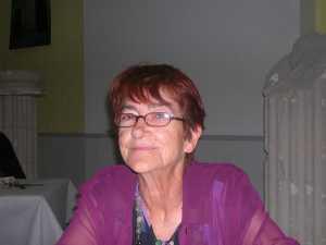 Lucie SANTAMARIA   fille des Boulangers ---- (34-MAUREILLAN)