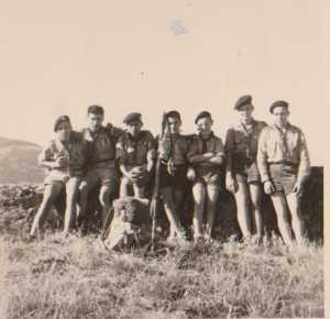 Les Scouts de TENES en LOZERE ---- Photos de Jean-Pierre TUESTA