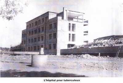l'Hopital pour Tuberculeux