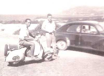 RIOUFREY et Serge SEROR