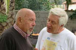 Jean CASSANY et Jean-Paul PALISSER  Qu'est-ce qu'ils se disent ?